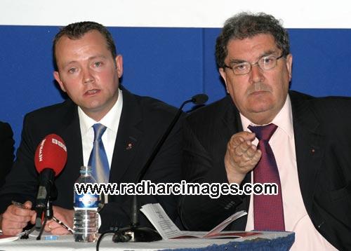 SDLP press conference