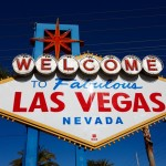 Belfast tourism photographer - Welcome to Las Vegas sign Nevada USA