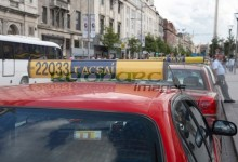 dublin taxi rank in oconnell street