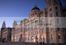 three graces building liverpool waterfront