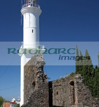 colonia lighthouse uruguay