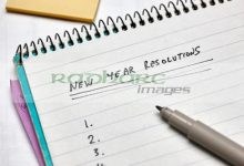 new year resolutions empty list