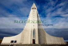Hallgrimskirkja church Reykjavik church of iceland